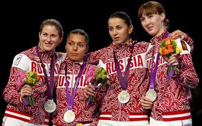 Курские рапиристки стали серебряными призерами Чемпионата мира
